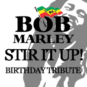 Wed 06 Feb - Bob Marley