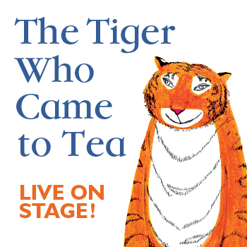 Thu 30 May - The Tiger Who Came To Tea