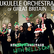Wed 28 Nov - Ukulele Orchestra Of Great Britian