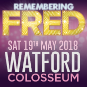 Sat 19 May - Remembering Fred with Aliajz and Jannette