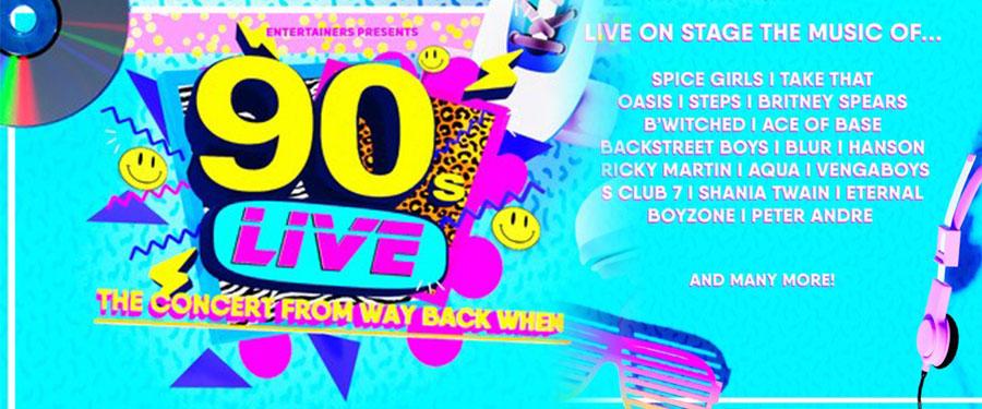 90s Live