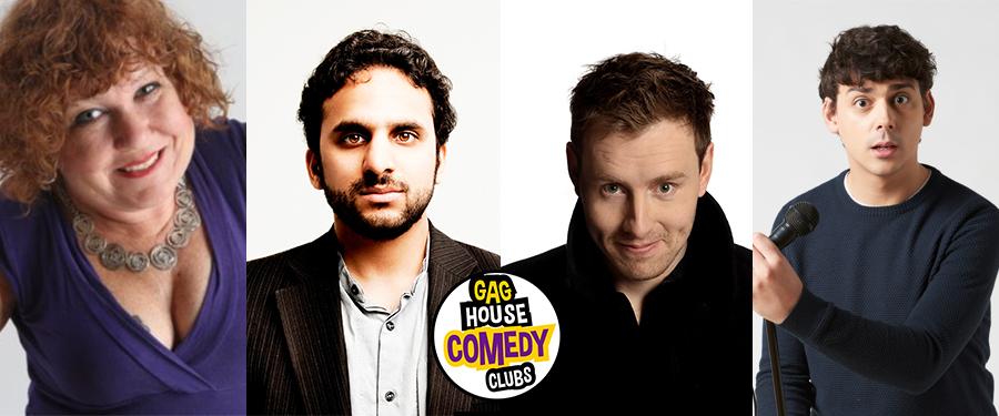 Gag House Comedy Superstars