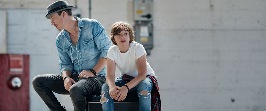Jack and Tim: The Lucky Ones