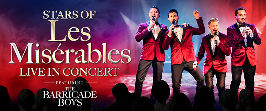 Stars of Les Miserables in Concert