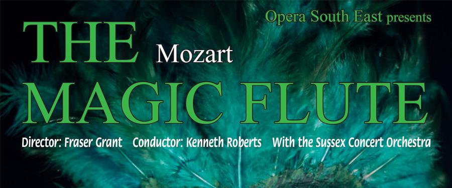 Mozarts Magic Flute