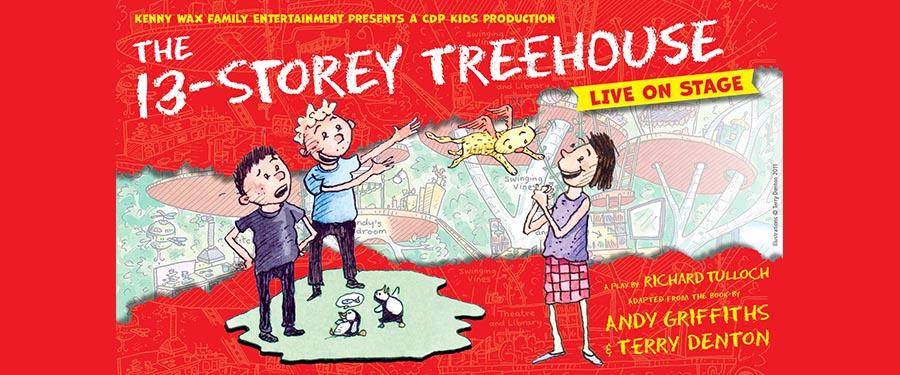 The 13-Storey Tree House