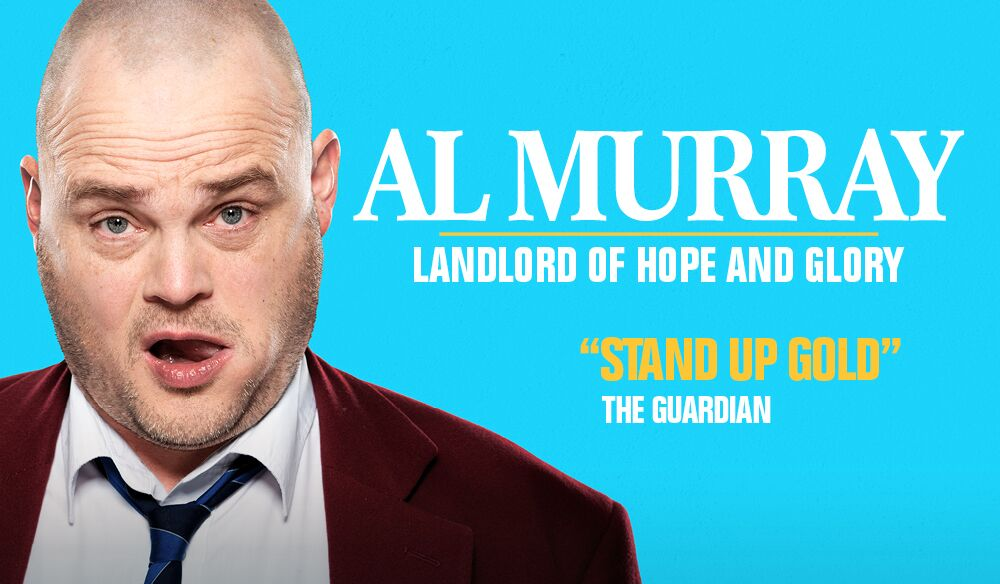 Al Murray - Landlord of Hope & Glory