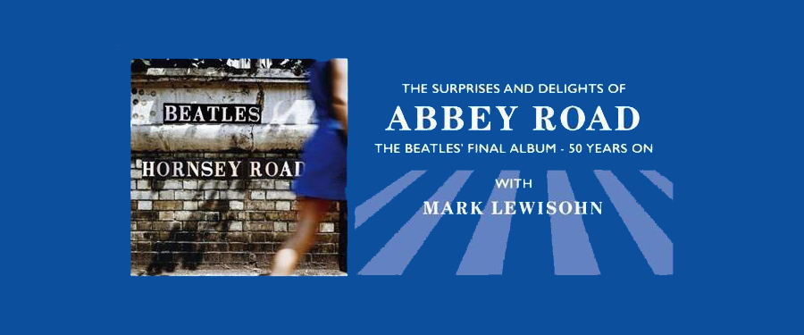 Abbey Road at 50: Mark Lewisohn