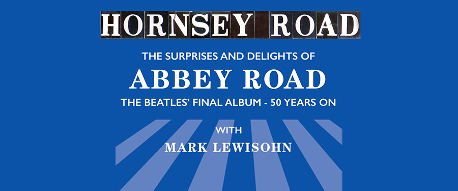 Abbey Road at 50: Mark Lewisohn