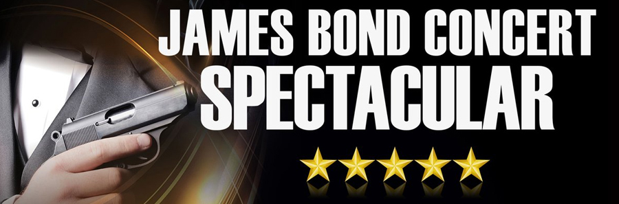 WS: James Bond Concert Spectacular