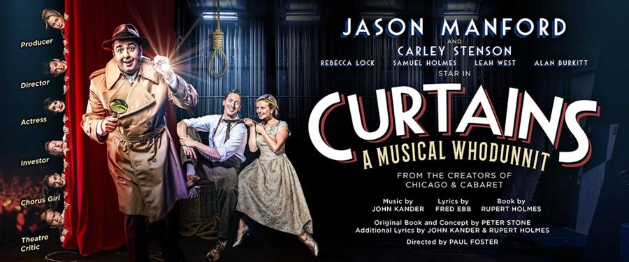 Curtains - Jason Manford