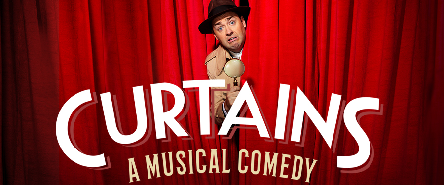 Curtains - Jason Manford