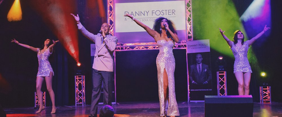 Christmas with Danny Foster and the Big Soul Corpo