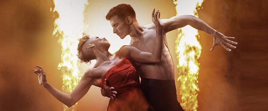 Firedance- Karen and Gorka