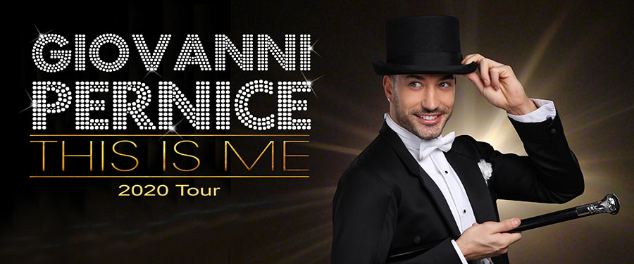 Giovanni Pernice : This Is Me