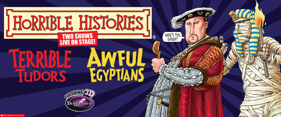 Horrible Histories Barmy Britian