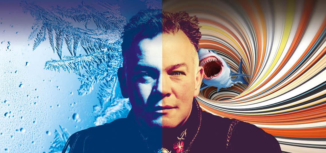 Stewart Lee : Snowflake/Tornado