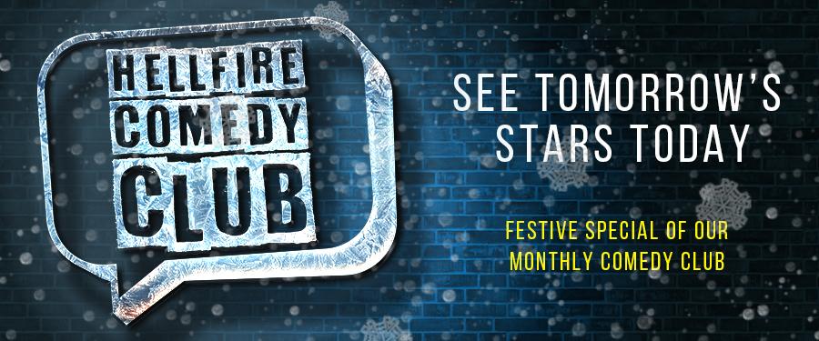 ws: Christmas Hellfire Comedy Club