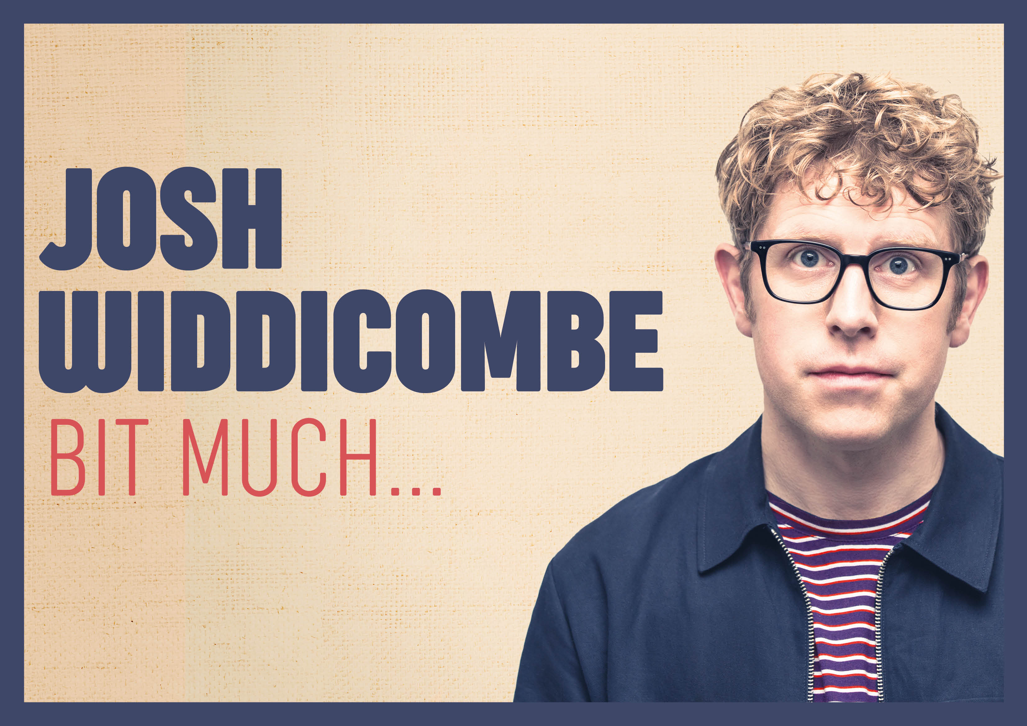 WS: Josh Widdicombe