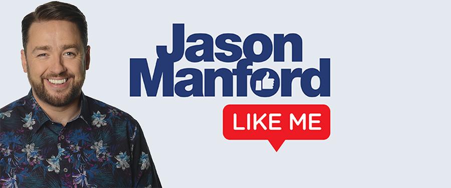 Jason Manford: Like Me