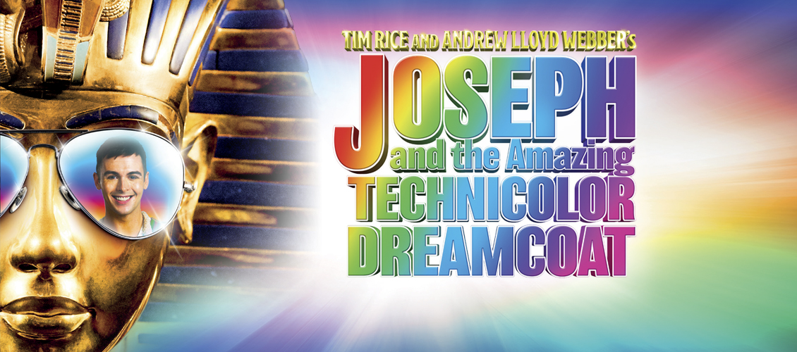 Joseph and and the Amazing Technicolor Dreamcoat