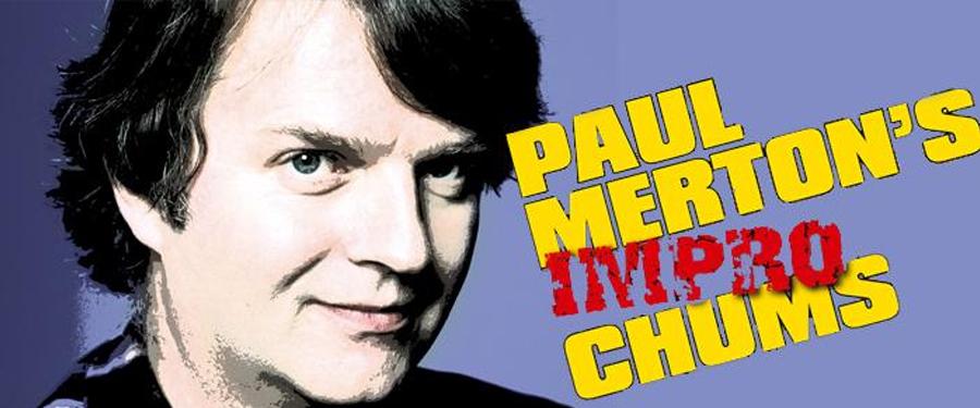 PAul Merton's Improv Chums