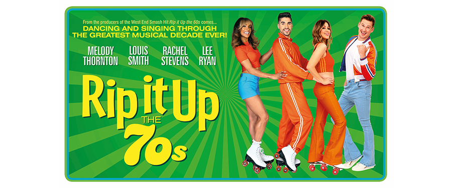 WS: Rip It Up 70's