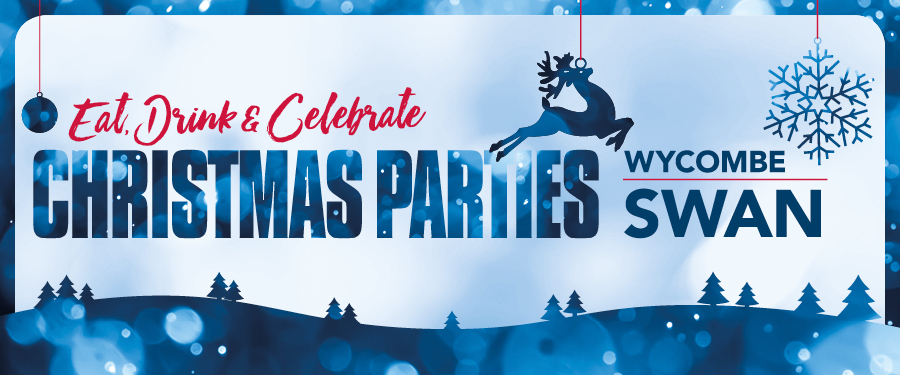 Christmas Parties at Wycombe Swan
