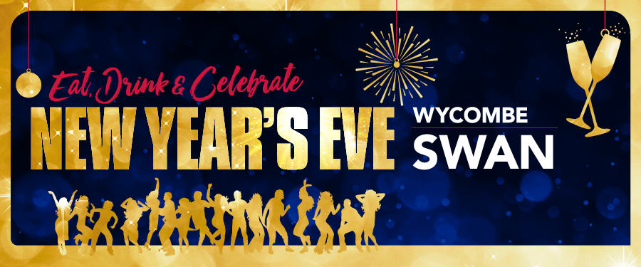 New Year's Eve at Wycombe Swan