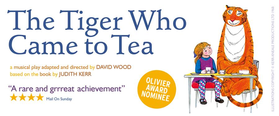 WS: Tiger who came to tea
