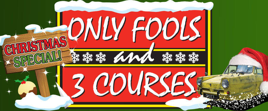 Only Fools and 3 Courses Christmas Special