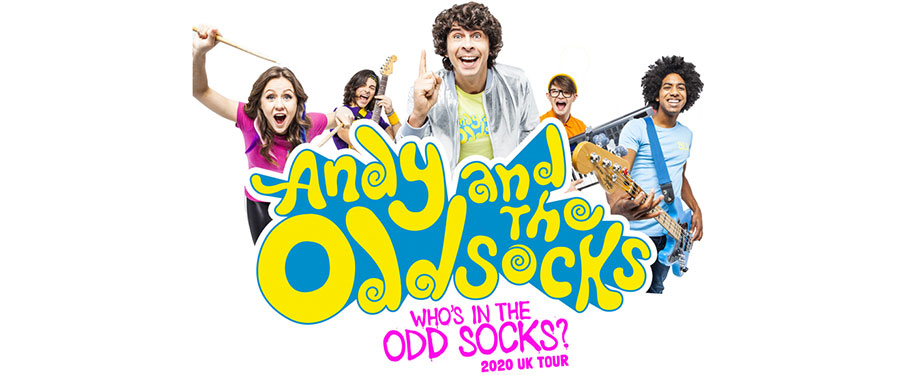 Andy And The Odd Socks