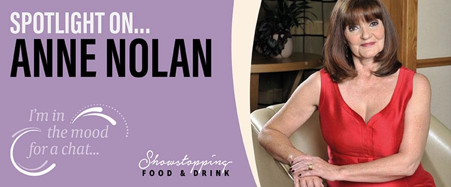 Spotlight On…Anne Nolan