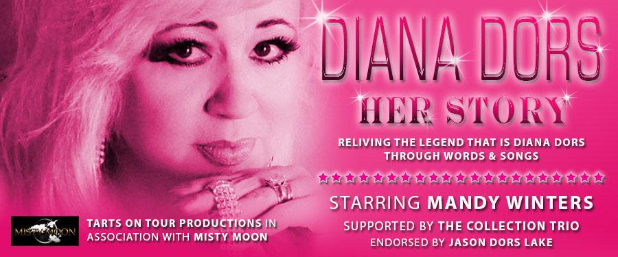 Diana Dors, Her Story