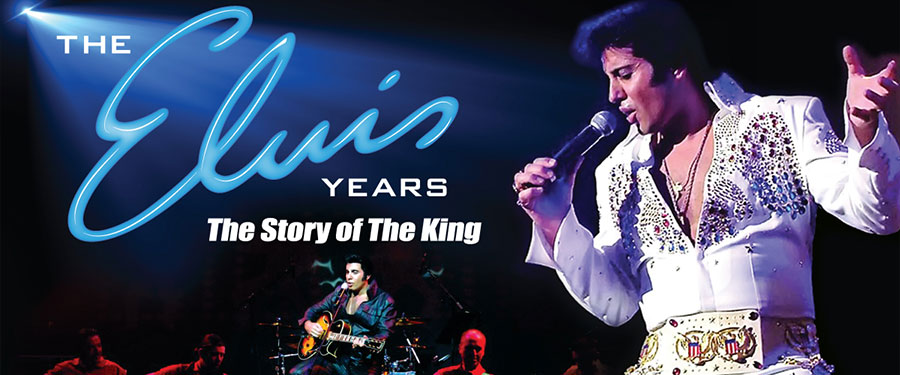 The Elvis Years