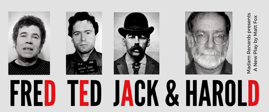 Fred, Ted, Jack and Harold