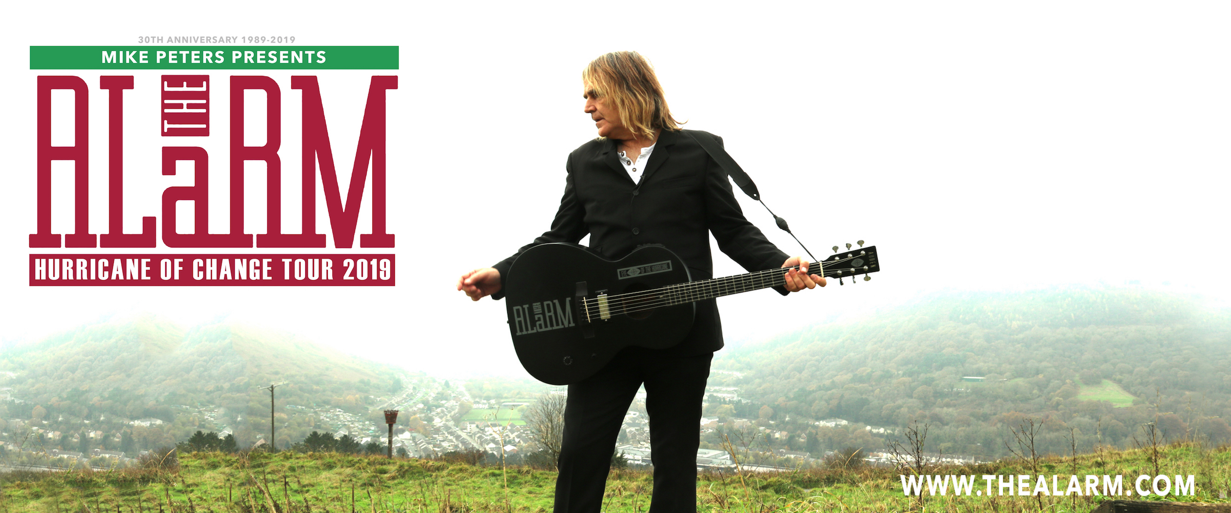Mike Peters presents The Alarm