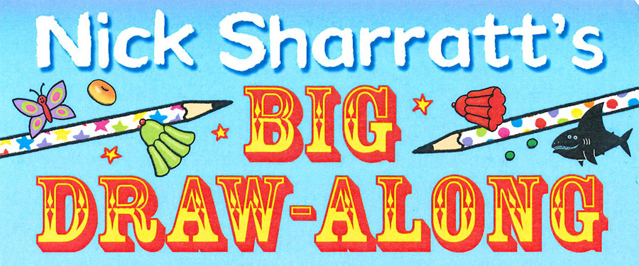Nick Sharratt's Big Draw-Along
