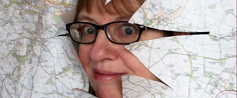 The O.S. Map Fan Club & Short Plays for Marvellous