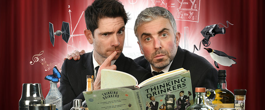 The Thinking Drinkers: Pub Quiz