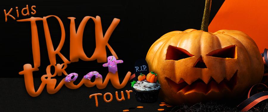 Kids Trick or Treat Tour