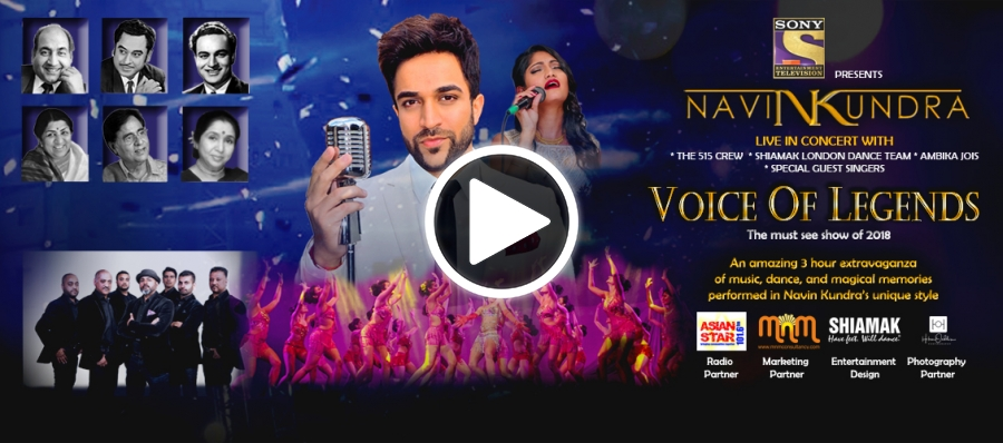 Play video for Voice of Legends