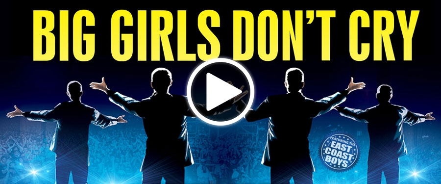 Play video for BT: Big Girls Don't Cry