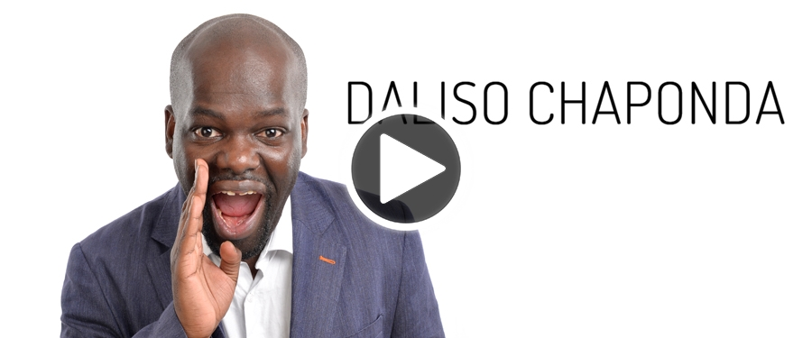 Play video for BT: Daliso Chaponda