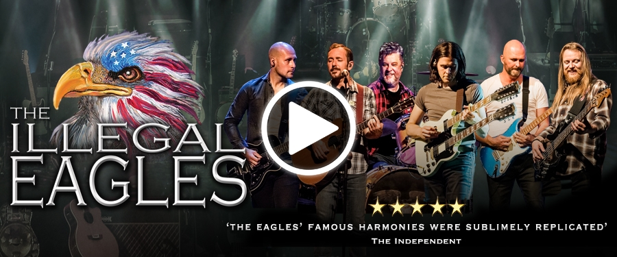Play video for BT: The Illegal Eagles 2018