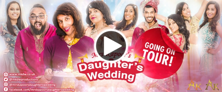 Play video for Mrs Kapoor's Daughter's Wedding