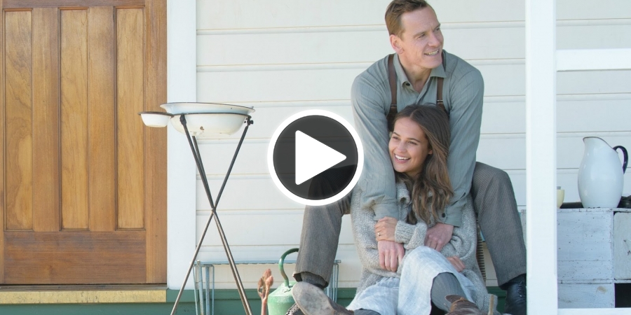 Film: The Light Between Oceans (12A)| Beck Theatre, Hayes