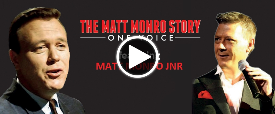 Play video for The Matt Monro Story