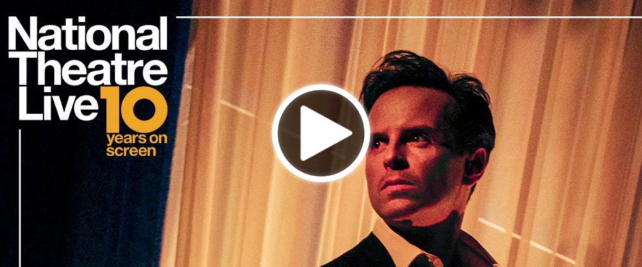 Play video for BT: NT Live: Present Laughter