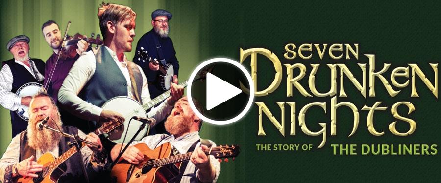 Play video for BT: Seven Drunken Nights